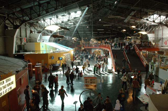 Exploratorium in 2006. Photo: Amy Snyder (CC BY-SA 3.0)